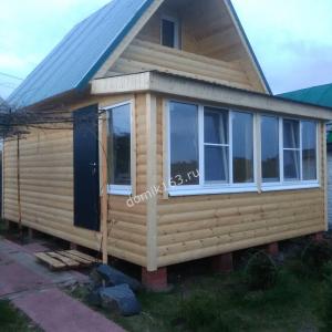 Дом Малага-1 в Бузулуке (Оренбургская область)