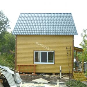 Дом по проекту Леванте