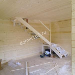 Дом по проекту Леванте (вид внутри)