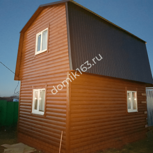 Дачный дом в Водинском массиве