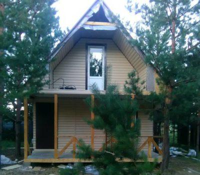 """Дом """"Малага"""" в хвойном лесу"""