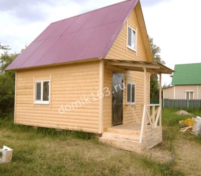 Готовый дом Октавия