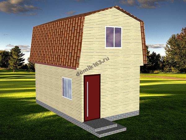Проект дома Аккорд