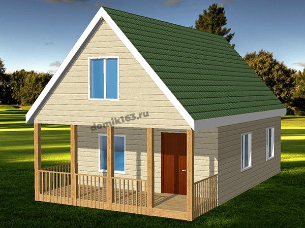 Проект дома Австрия
