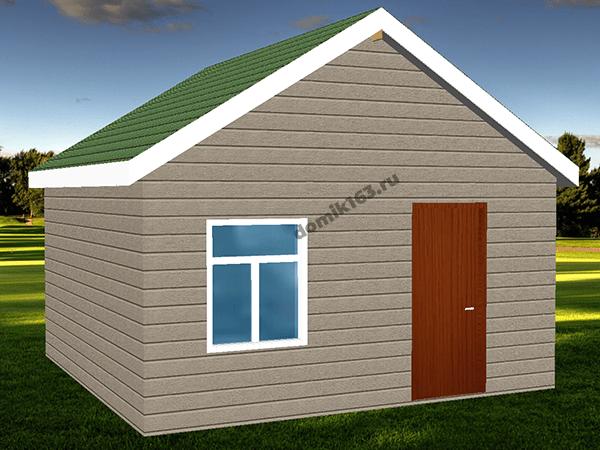 Проект дома Дигест