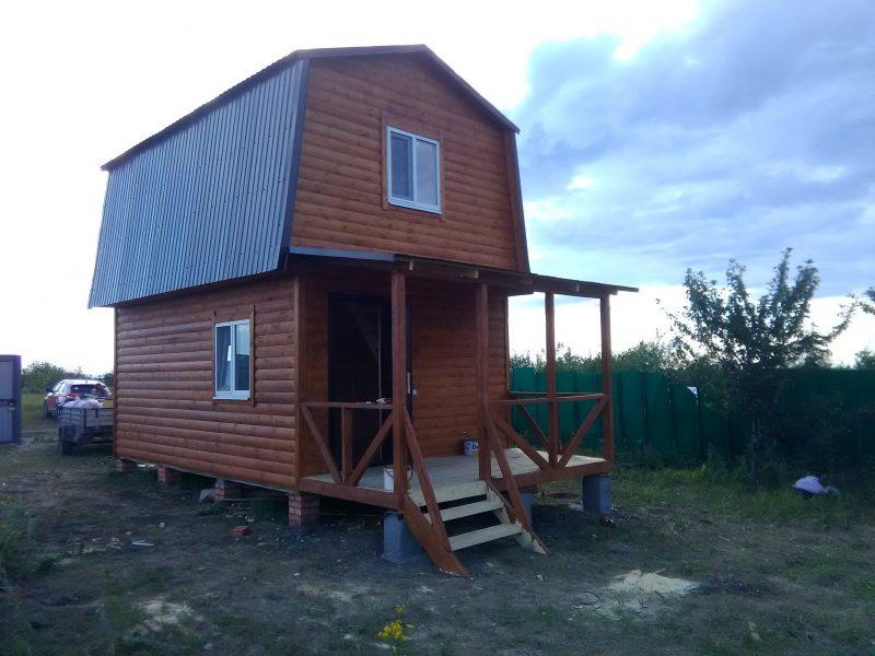 Готовый дом Аккорд