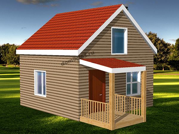 Проект дома Октавия
