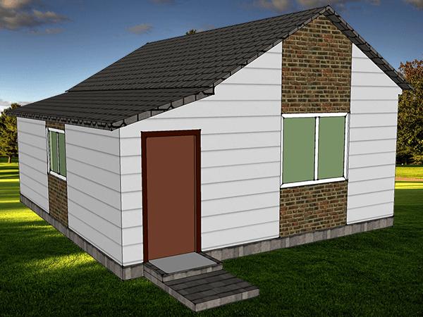 Проект дома Фиеста-2