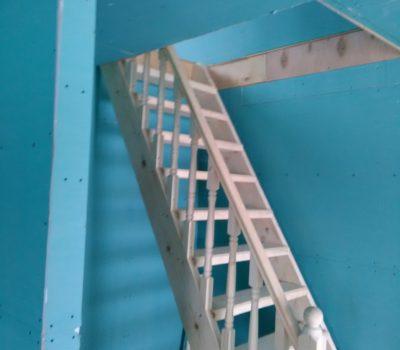 Слобода-1 лестница