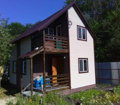 Готовый дом Акация