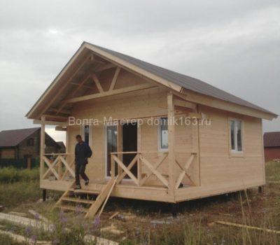 Небольшой дачный дом Уютный