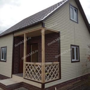 Готовый дом Лилль