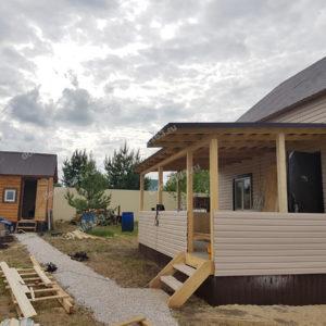 Готовый дом Малага в Молгачах