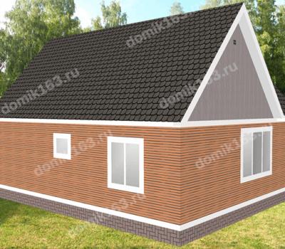 Проект дома Порту-63