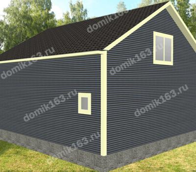 Проект дома Сельта-136